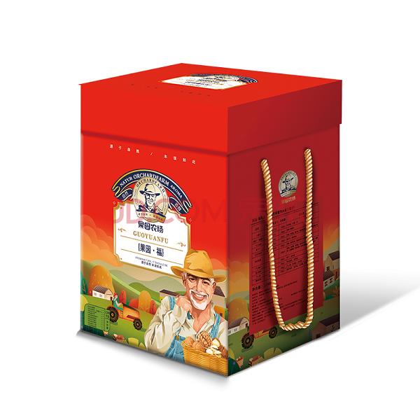 果园农场果园福干果礼盒2048g春节礼盒年货大礼包 年货礼品 节日礼品 食品礼盒 员工福利礼品