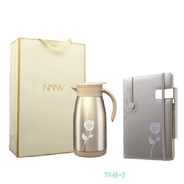 NANV 一壶一笔一本一签 商务套装